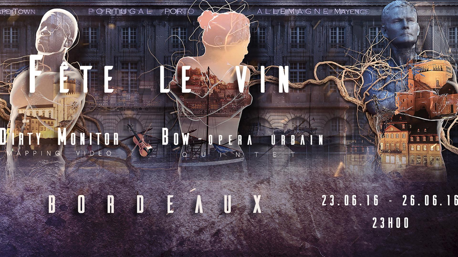 Bordeaux Wine Festival 2016